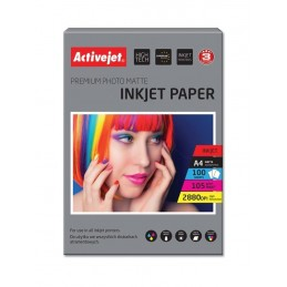 Papier matowy Activejet...